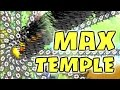 MAX Temple of the Monkey God! Perfect Temple in Bloons TD Battles (BTD Battles)