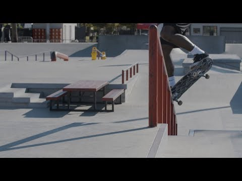 Dashawn Jordan  |  SLS Huntington Beach
