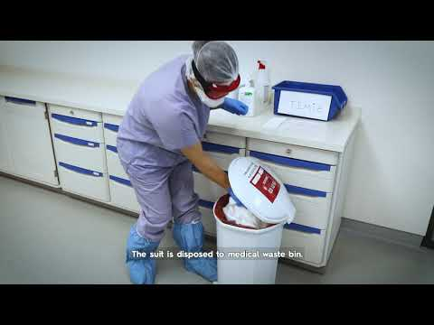 , title : 'COVID-19 Training Videos for Healthcare Professionals