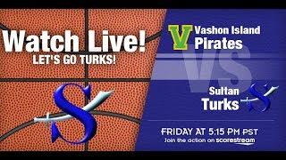 19-20 Turk Basketball vs. Vashon Island