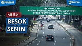 Pemprov DKI Jakarta Akan Terapkan Kembali Aturan Ganjil Genap