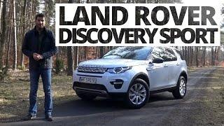 Land Rover Discovery Sport, 2015 [PL/ENG/DE] - prezentacja AutoCentrum.pl #177