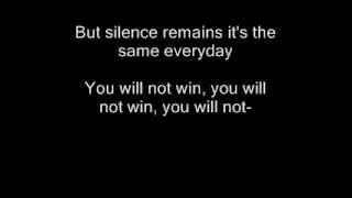 Mallory Knox - Bury Your Head Lyrics