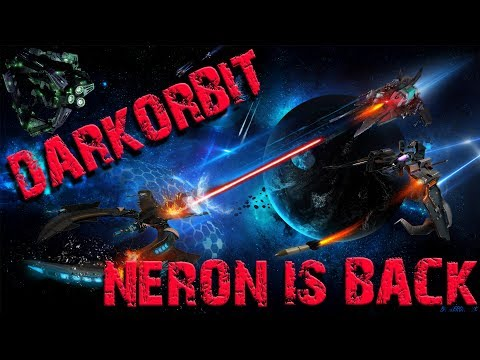 DarkOrbit - Nočná misia! #NeroNSvK!