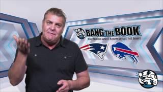 New England Patriots vs. Buffalo Bills Odds, Pick & Prediction