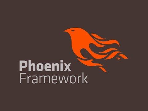 Phoenix Framework Tutorial Part 1 (elixir part 6)