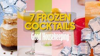 7 Frozen Cocktails | Good Housekeeping UK