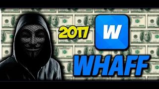 Nuevo Hack De WHAFF 2017! - $100 en un Minuto!!!
