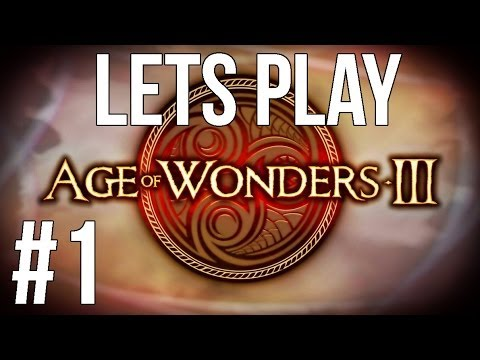 LETS PLAY AGE OF WONDERS 3   EPISODE 1