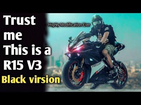 Yamaha R15 v3 best modified | Cinematic indonesia - смотреть