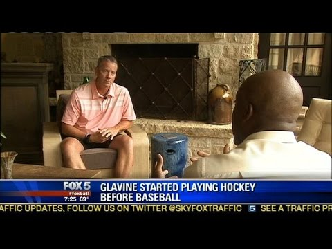 Ron Gant and Tom Glavine talk Baseball Hall of Fame
