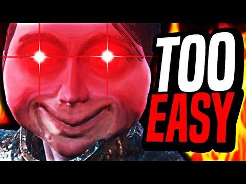 Bloodborne Is Actually Easy - Bloodborne: Rage Montage 7