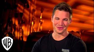 Justice League | Throne Of Atlantis - Matt Lanter Describing Aquaman | Warner Bros. Entertainment