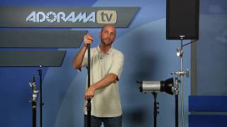 Purchasing Light Stands: Product Reviews: Adorama Photography TV