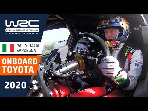 WRC ラリー・イタリア オンボード映像で見る白熱のラリーハイライト動画