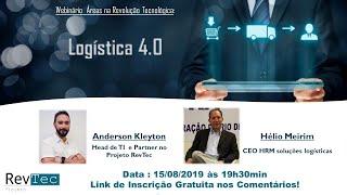 Webinar Logística 4.0