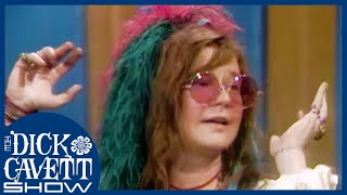 Janis Joplins Last Interview | The Dick Cavett Show