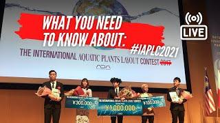 The International Aquatic Plants Layout Contest 2021