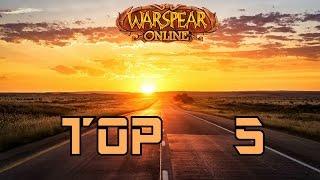 Топ 5 самых читерных классов в Warspear online (Reloaded 6.2.0)