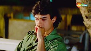 Meri Neend Mera Chain   Hum Hain Rahi Pyar Ke (1993)   Aamir Khan   Juhi Chawla  Sadhana Sargam