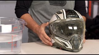 How To Clean & Maintain Your Motorcycle Helmet at RevZilla.com