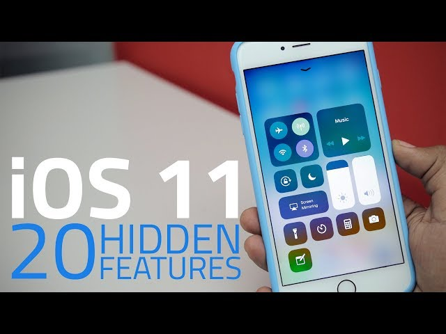 20 Hidden iOS 11 Features You Need to Know About | NDTV