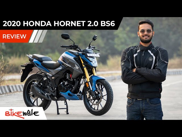 2020 Honda Hornet 2.0 Review | Worthy alternative to Apache RTR 200 and Pulsar NS 200 | BikeWale