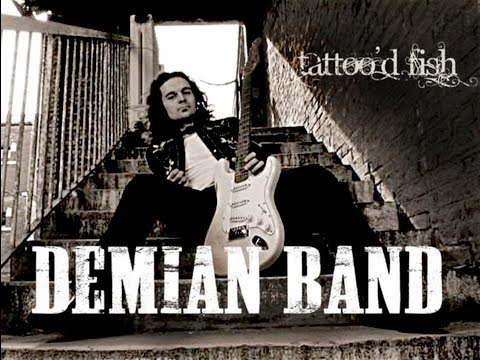 DEMIAN BAND - Tattoo'd Fish (Videoclip. 2012)