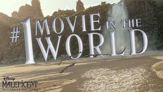 "Disney's Maleficent: Mistress of Evil   ""#1 Movie in the World"" Spot"
