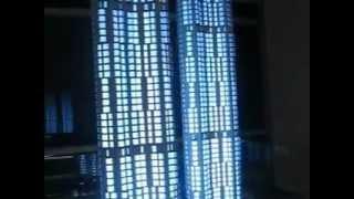 Đứng trên tầng 72 của Tòa nhà Cao nhất Việt nam quay toàn cảnh Hà nội về đêm