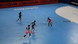 Pasión Futsal TV: Argentina Sub 20 8-San Juan 0 (Amistoso-Femenino) FUTSAL AFA