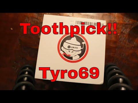 Tyro 69 By Banggood - Amazing little Quad