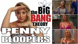 The Big Bang Theory Penny Bloopers