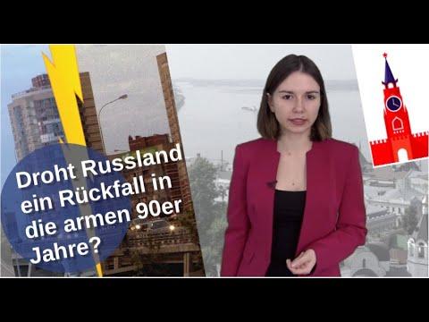 Russland: Zurück in die armen 90er Jahre? [Video]