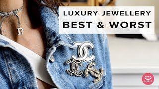 Gambar cover DESIGNER JEWELLERY COLLECTION: Best & Worst Purchases!   CHANEL DIOR HERMES   Sophie Shohet