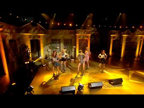 The Saturdays Ego (LIVE)