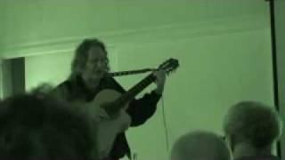 Paul Francis sings 'Don't Push the River'