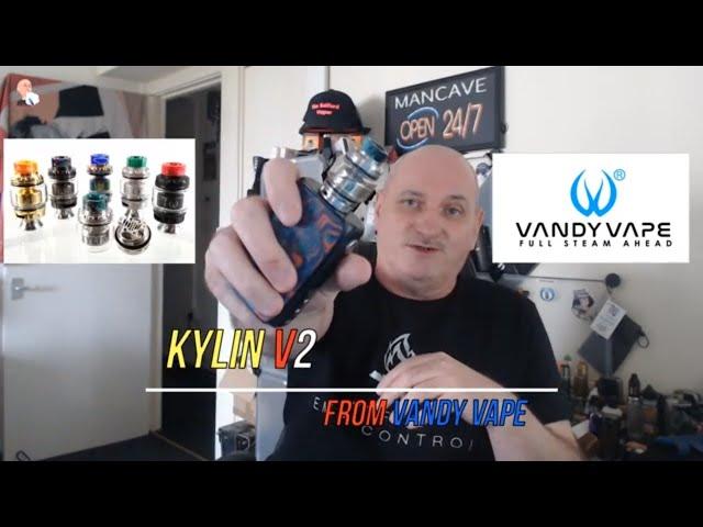 Vandy Vape Kylin RTA V2