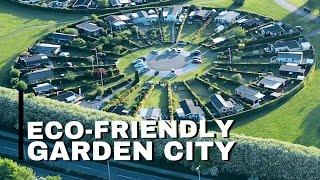 GARDEN CITY   CIRCULAR ECO-FRIENDLY BRONDBY GARDEN CITY OF COPENHAGEN DENMARK