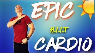 EPIC H.I.I.T. CARDIO... Each Minute On The Minute by Trainer Ben