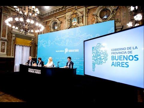 """Kicillof anunció proyectos para iniciar reforma judicial y """"dar transparencia"""" a la Justicia"""