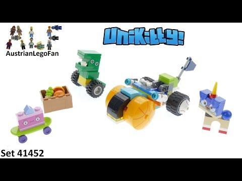 Vidéo LEGO Unikitty 41452 : Le tricycle de Prince Puppycorn