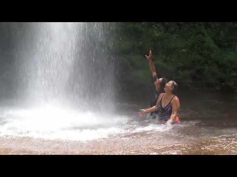 Cachoeira dos Macacos em Altinópolis