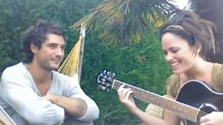 """Video thumbnail of """"Cocoon - Comets Cover By Natalia Doco & Jérémy Frérot"""""""