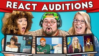 College Kids React to Their Audition for College Kids React!