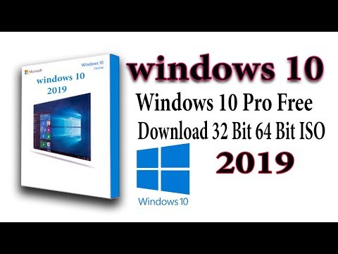 Windows 10 April 2018 ISO Official Download Links for 32-bit