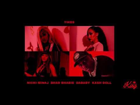 Nicki Minaj - Yikes (ft. Bhad Bhabie, DaBaby & Kash Doll) [MASHUP]