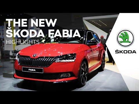 Skoda  Fabia Хетчбек класса B - рекламное видео 3