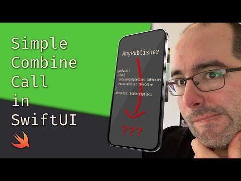 Making a Simple Combine Call in SwiftUI - The Matthias iOS Development Show thumbnail