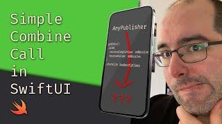 Making a Simple Combine Call in SwiftUI - The Matthias iOS Development Show